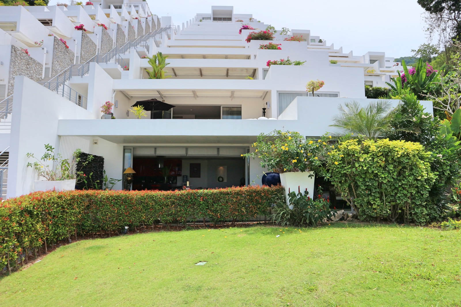 1 Bedroom Sea view Condominium in Kamala for Sale