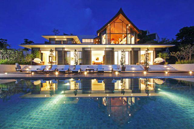 Magnificent sea view villas in Cape Yamu for Sale