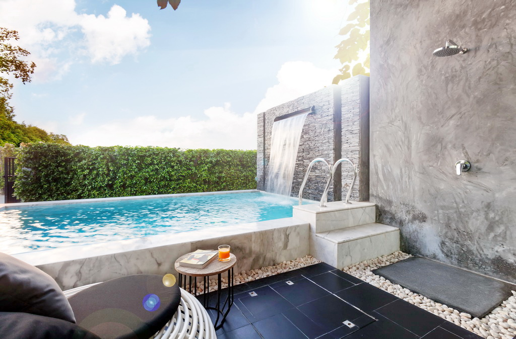 Elegant private pool villas in Chalong for Sale