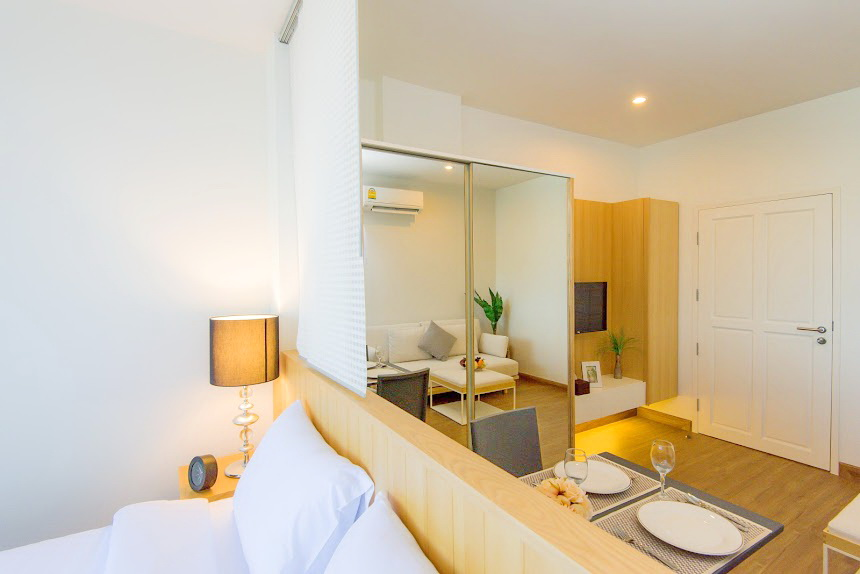 Condo resort style in Bangtao for Sale