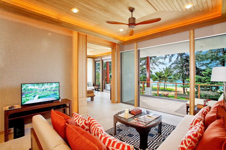 Brand new beach Resort Apartments in Natai for Sale