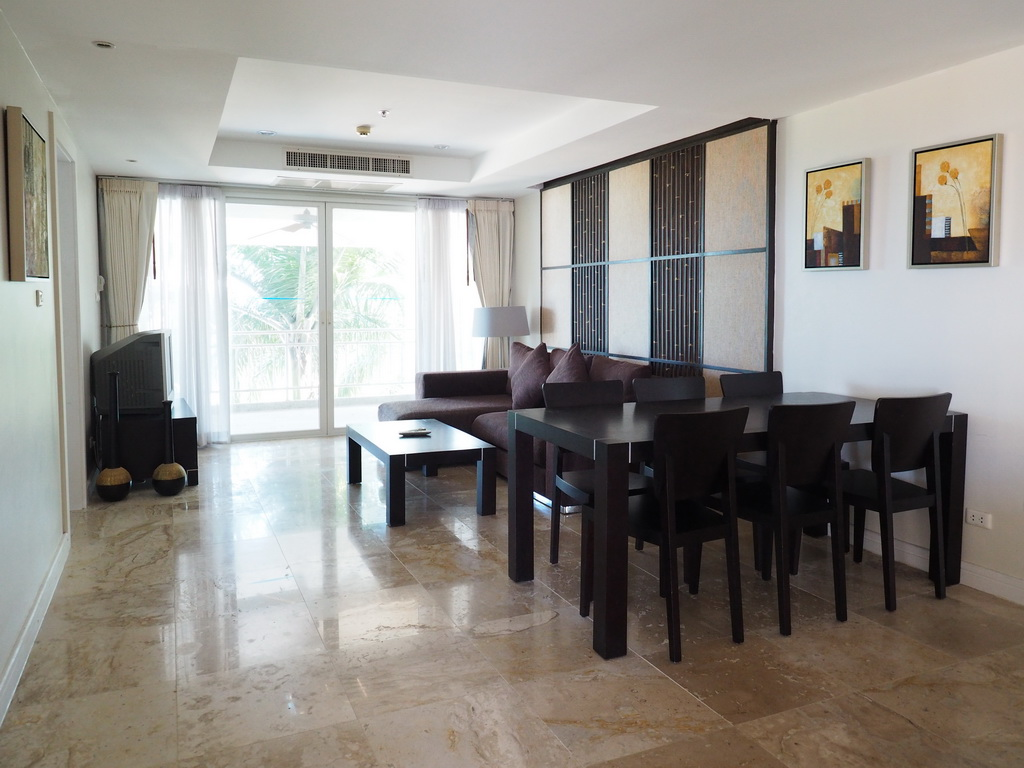 3 Beds Sea view apartment in Cape panwa for Rent