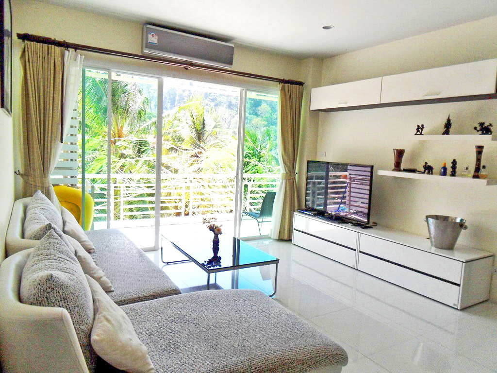 Mountain view Condominium in Kamala for Sale