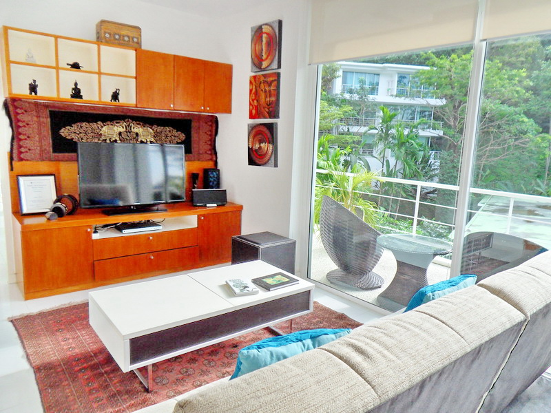 Spacious Modern condo in Kamala for Sale