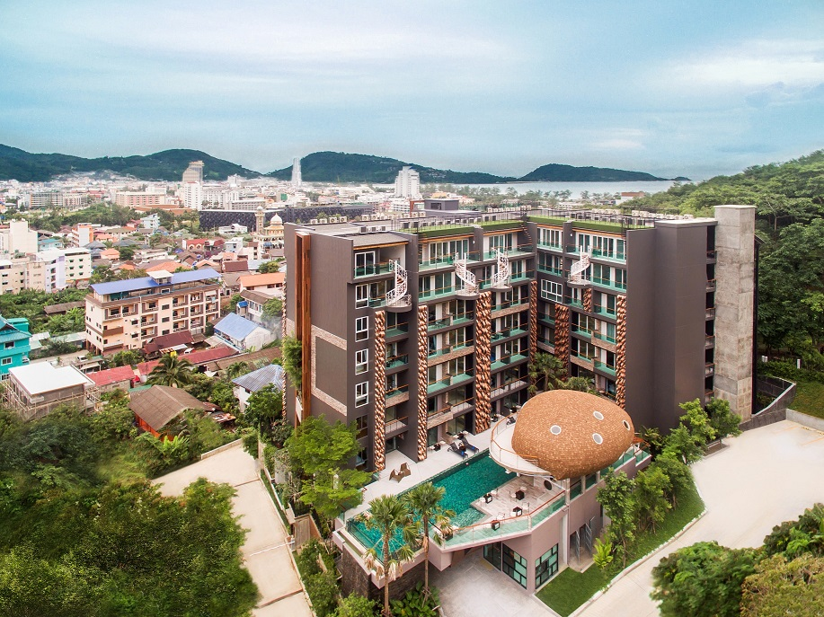 Foreign Freehold Duplex Condo in Patong  for Sale