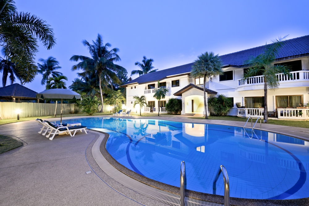 Ample 2 Bedroom Apartment for Sale in Rawai-Evening.jpg