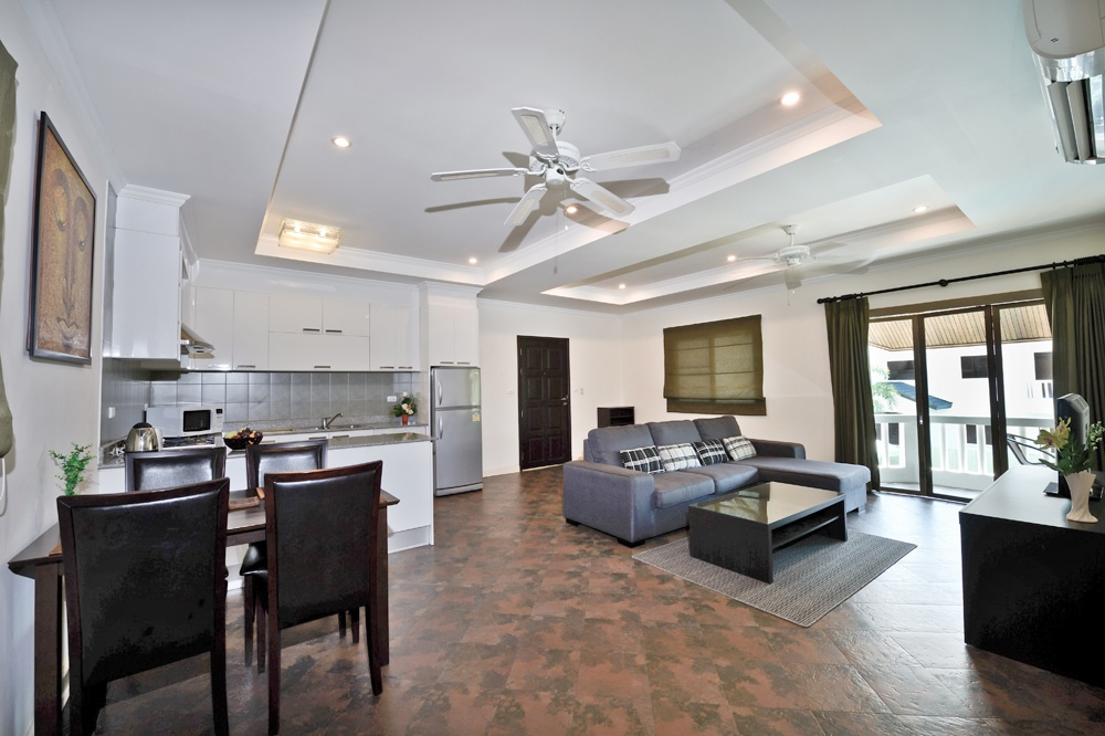 Ample 2 Bedroom Apartment for Sale in Rawai-LivingDining.jpg