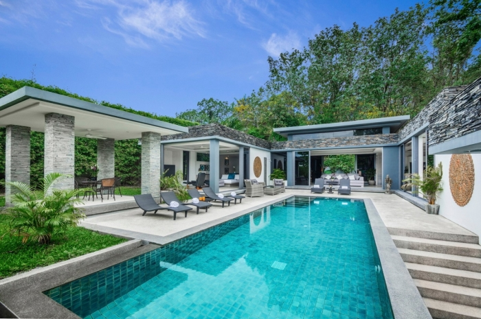 Tropical Pool Villas in Thalang for Sale