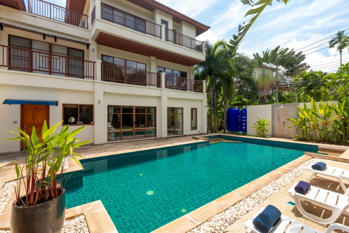 Private Pool Villa in Surin for Sale