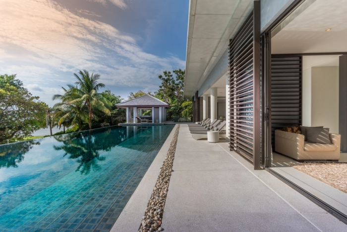 Luxurious Pool Villa in Cape Yamu for Sale