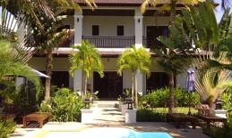 Phuket Tropical Property - Pool view villa for sale
