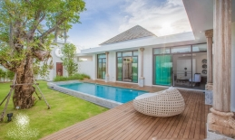 Phuket Tropical Property - Pool villas resort style  in Palai for Sale