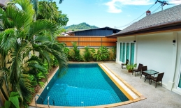 Phuket Tropical Property - Private pool villa in Rawai for Rent
