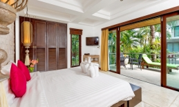 Phuket Tropical Property -  2 Bedrooms apartment in Kathu for Sale