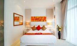 Phuket Tropical Property - 2 BRs trendy apartment in Kamala  for Sale