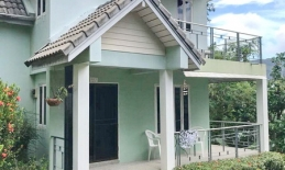 Phuket Tropical Property - Lovely house among greenery area in Kamala for Rent
