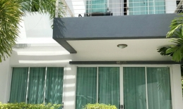 Phuket Tropical Property - Greenery view townhouse in Kamala for Rent