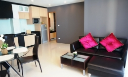 Phuket Tropical Property - Pool view apartment in Kamala for Rent
