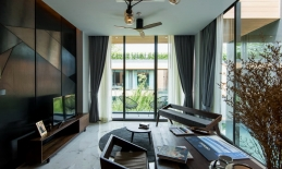 Phuket Tropical Property - Pool access 1 BR apartment in Kamala for Rent